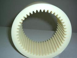 Internal tooth gear