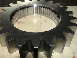 Internal ring gear